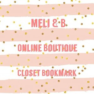 Other - Meli & B Online Boutique